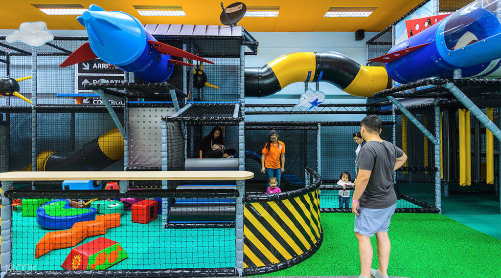 What is the importance of Indoor Playground Equipment?